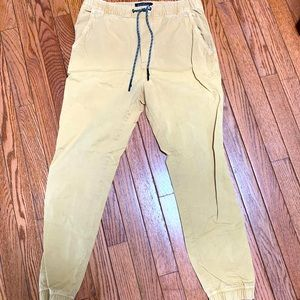 Men's joggers size small